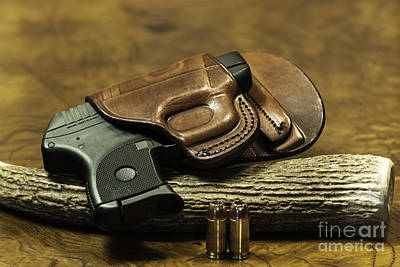 Photograph - 380 Concealed Carry by Dale Powell