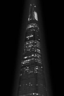 Photograph - The Shard London by David Pyatt