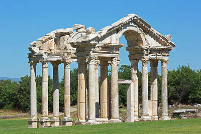 Aphrodisias Photograph - Untitled by Ken Welsh