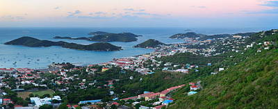 Photograph -  St Thomas Sunrise by Songquan Deng