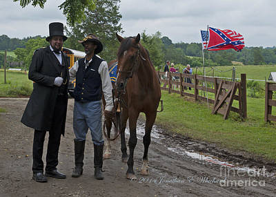 Photograph - 150 Civil War by Jonathan Whichard
