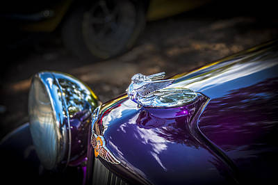 Polished Paint Photograph - 1933 Dodge Coupe by Rich Franco