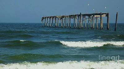 Photograph - 59th Street Pier by John Wartman