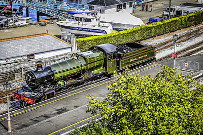 Kim Fearheiley Photography - 4-6-2 at Kingswear by Chris Smith