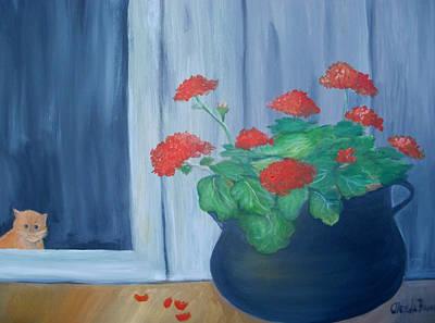A New Day Original by Glenda Barrett