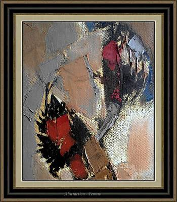 Abstraction Art Print by Pemaro