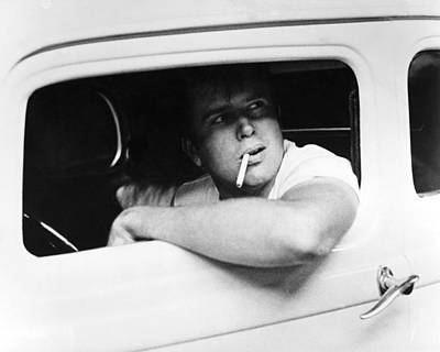 Mat Photograph - American Graffiti  by Silver Screen