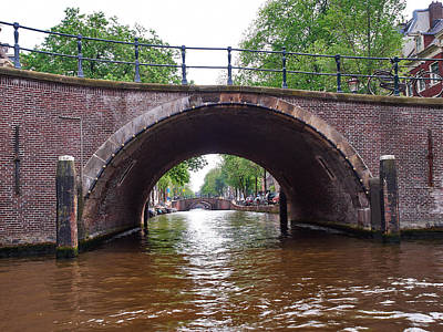 Photograph - Amsterdam by Jouko Lehto