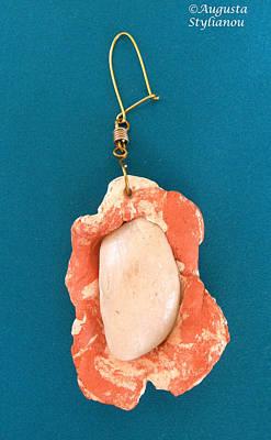 Jewelry - Aphrodite Earring by Augusta Stylianou