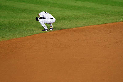 Photograph - Baltimore Orioles V New York Yankees by Alex Trautwig