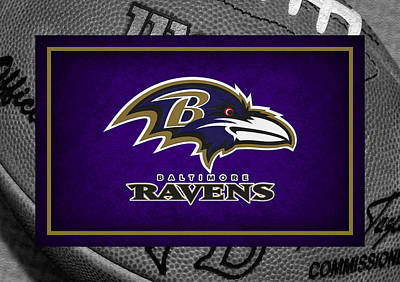 Baltimore Ravens Art Print