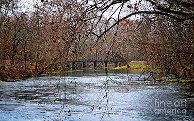 Photograph - Big Spring Missouri by Debbie Portwood