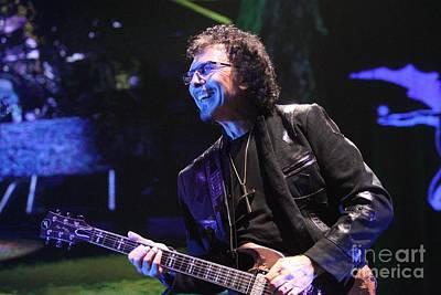 Tony Iommi Photograph - Black Sabbath by Concert Photos