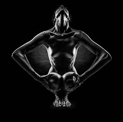 Bodyscape Art Photograph - Bodies by Jackson Carvalho