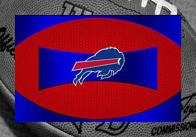 Buffalo Photograph - Buffalo Bills by Joe Hamilton