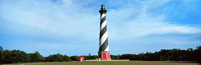 Cape Hatteras Lighthouse Photograph - Cape Hatteras Lighthouse, Outer Banks by Panoramic Images