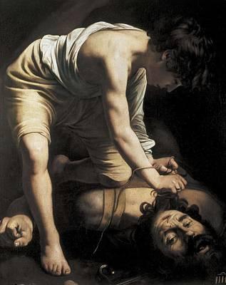 Caravaggio, Michelangelo Merisi Da Art Print