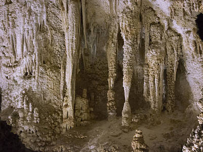 Photograph - Carlsbad Caverns by Jean Noren