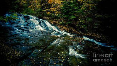 Photograph - Cascadilla Gorge by Brad Marzolf Photography