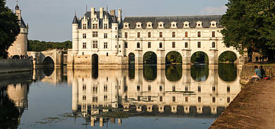 Photograph - Chateau Chenonceau by Mick Flynn