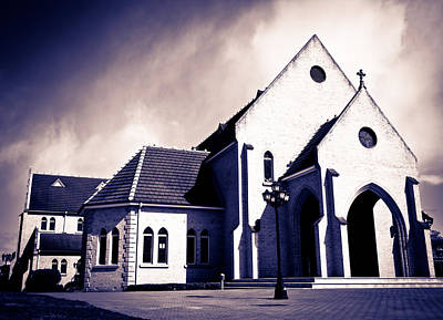 Photograph - Church by Carole Hinding