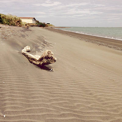 Beach Landscape Photograph - Coastline by Les Cunliffe