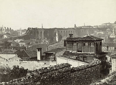 1880s Photograph - Constantinople, C1900 by Granger