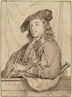 Cornelis Ploos Van Amstel And Bernhard Schreuder Art Print
