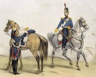 1833 Photograph - De Sotto, Seraf�n Mar�a,  Earl by Everett