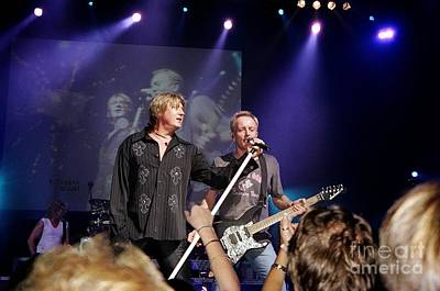 Wall Art - Photograph - Def Leppard 2007 by Vicki Hopper