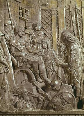 Donatello, Donato De Betto Bardi Art Print
