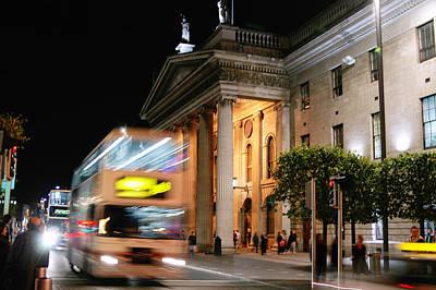 Whalen Photograph - Dublin General Post Office by Josh Whalen