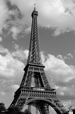 Eiffel Tower Art Print by Ivete Basso Photography