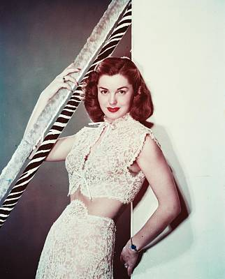Esther Photograph - Esther Williams by Silver Screen