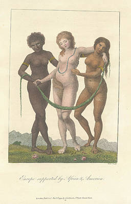 Depictions Of Nudity Photograph - Europe by British Library