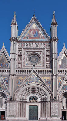Europe, Italy, Umbria, Orvieto, Orvieto Art Print by Rob Tilley