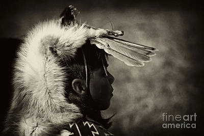 Pow Wow Photograph - 4 - Feathers by Paul W Faust -  Impressions of Light