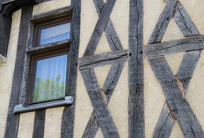 France, Burgundy, Nievre, Nevers Art Print