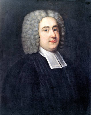 Berkeley Painting - George Berkeley (1685-1753) by Granger