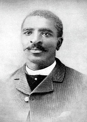 George Washington Carver Photograph - George Washington Carver (1864-1943) by Granger