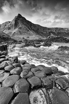 Water Filter Photograph - Giant's Causeway by Pawel Klarecki