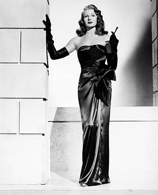 Gilda, Rita Hayworth, 1946 Art Print by Everett