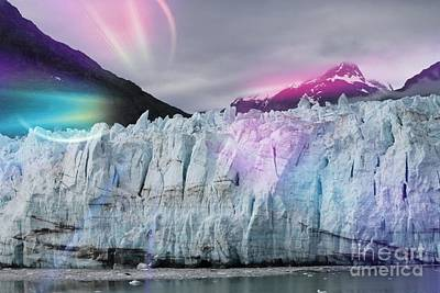 Photograph - Glacier Bay by Pamela Walrath