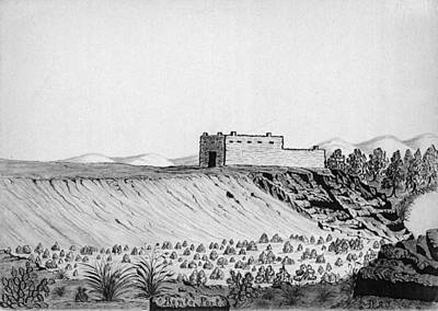 Arkansas Drawing - Gold Rush, 1859 by Granger