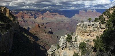 Grand Canyon Art Print by Gary Lobdell