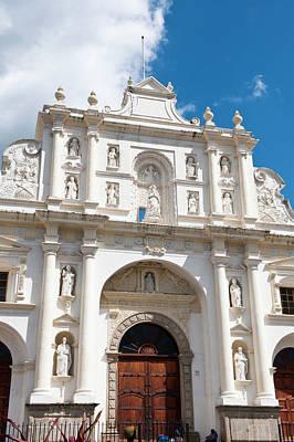Joseph Photograph - Guatemala, Antigua by Michael Defreitas