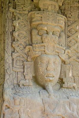 Mayan Photograph - Guatemala, Quirigua Mayan Ruins by Cindy Miller Hopkins