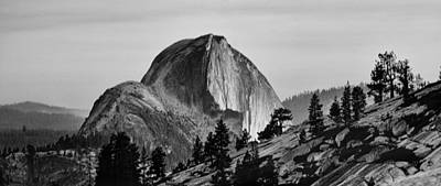 Half Dome Art Print by Cat Connor