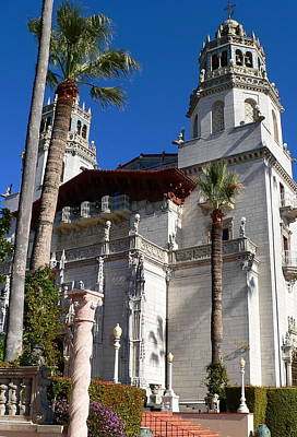 Photograph - Hearst Castle by Jeff Lowe