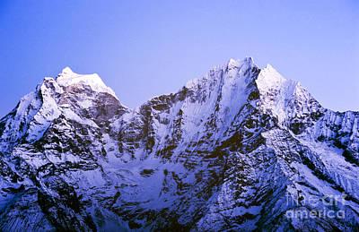Thomas Kinkade Royalty Free Images - Himalaya Mountains Royalty-Free Image by THP Creative